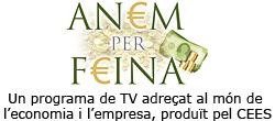Un programa de TV adreçat al món de l\\\'economia i l\\\'empresa, produït pel CEES